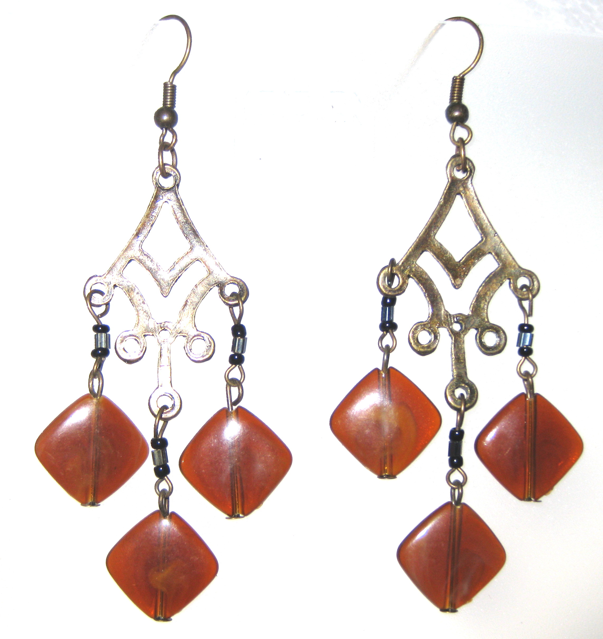 Vintage Chandelier Fashion Earrings -er-fa10
