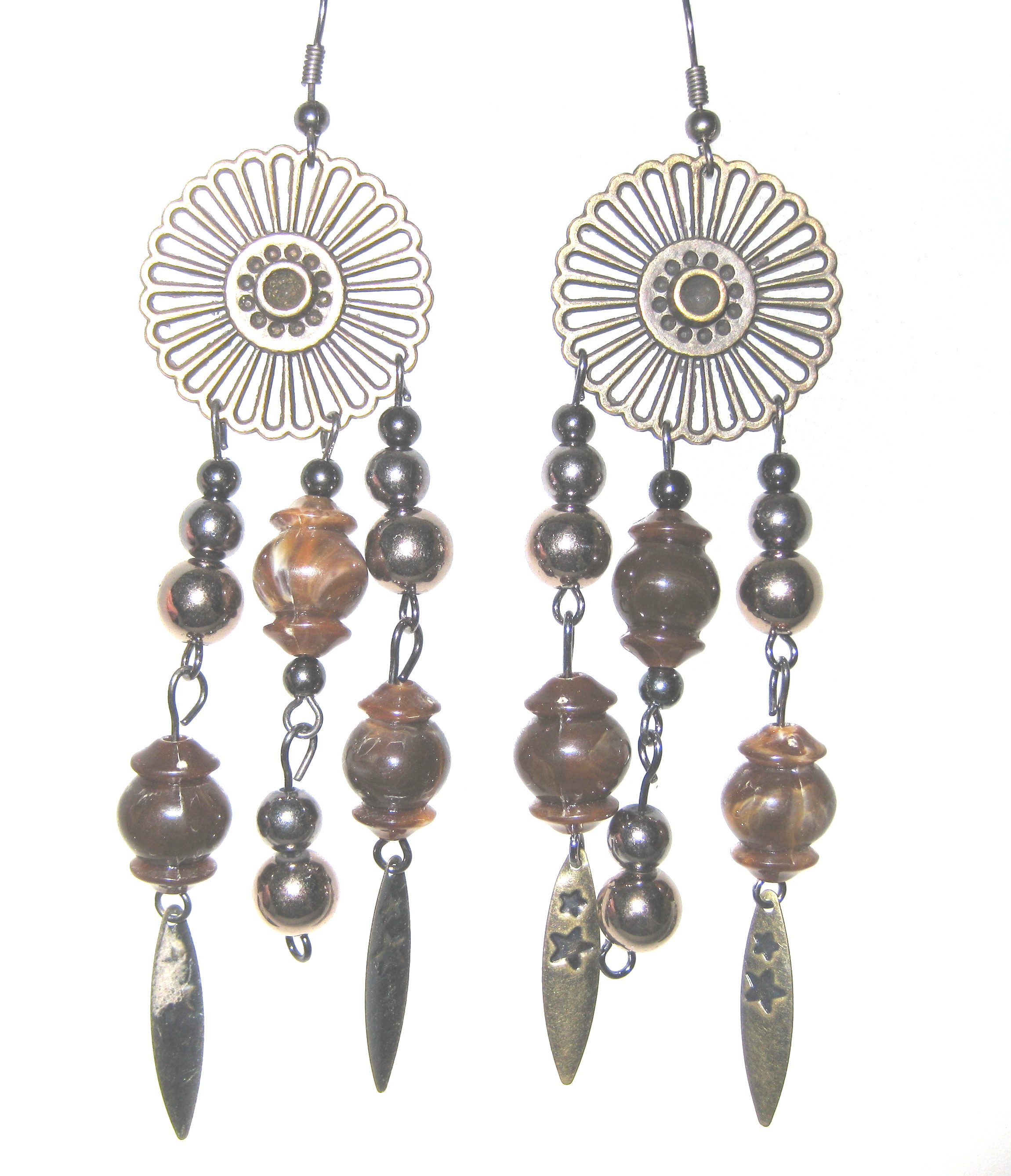 Vintage Chandelier Fashion Earrings -er-fa4