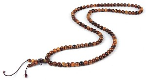 8mm Agarwood Eaglewood Chenxiang Necklace Bracelet Buddhist Prayer Beads nk-cx1