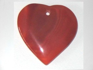 Malay Jade Heart Pendant Locket -pn-jd1